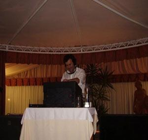 DJ Carlos Riera