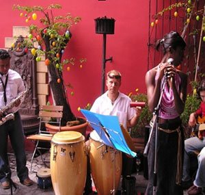 Latin Fusion Band